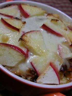 【男の料理】チーズと大葉の挟みハンバーグ
