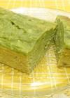 小松菜とバナナのヨーグルトパウンドケーキ
