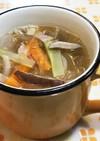 簡単☆春雨と野菜の中華スープ