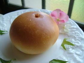 林檎のクリームパン