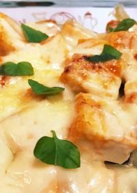 もう1品に☆厚揚げとナスのチーズ焼き