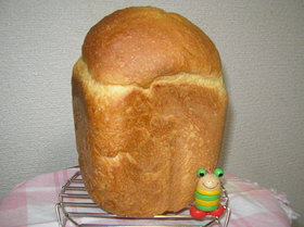 マロンペースト入りのほんのり甘~い食パン