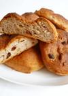 くるみとレーズンのパン・ド・カンパーニュ