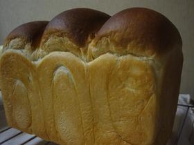 HB使用☆もっちり湯種食パン