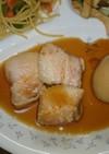 炊飯器まかせの豚の角煮