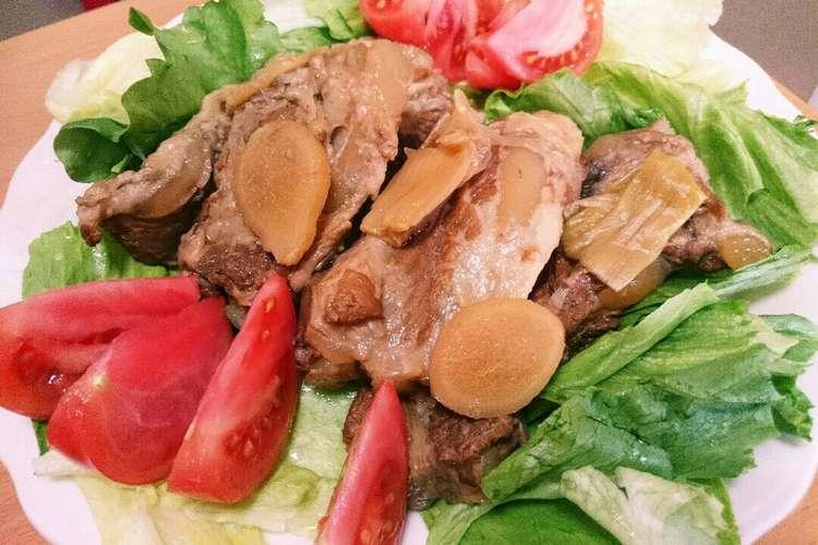 バラ 鍋 圧力 豚 軟骨 軟骨がとろっとろに!安くて美味しい豚バラ軟骨(パイカ)を使った煮込みのレシピ!