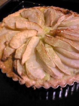 簡単で甘すぎない秋のケーキ