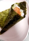 豚カツ手巻き寿司