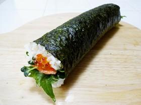 【のりまきDAYS】海鮮海苔太巻き