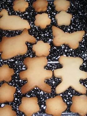 サクサクカリカリのクッキー