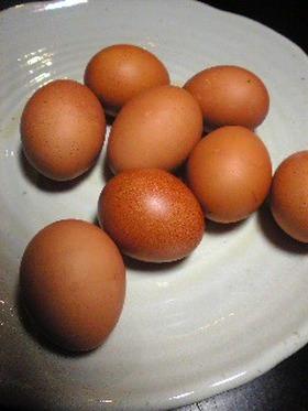 なんちゃって☆高級ゆで卵