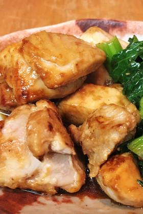 甘酒で鶏肉の漬け焼き☆ふっくら・旨味UP