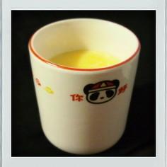 ■簡単めんつゆ■とろける茶碗蒸し☆減量昼