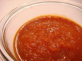 めんどくさがり屋のトマトソース