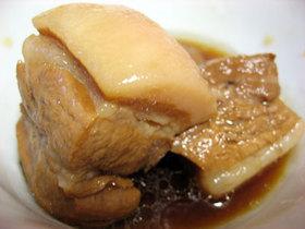 豚肉のパイナップルジュース煮
