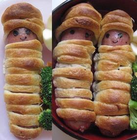 ホットドッグ Mummy(ミイラ)