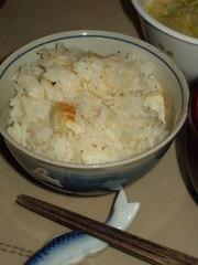 鯛飯の写真
