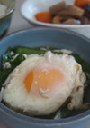卵とろ〜り♡さやえんどうの煮物