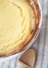 簡単チーズケーキ★糖質制限中のデザート