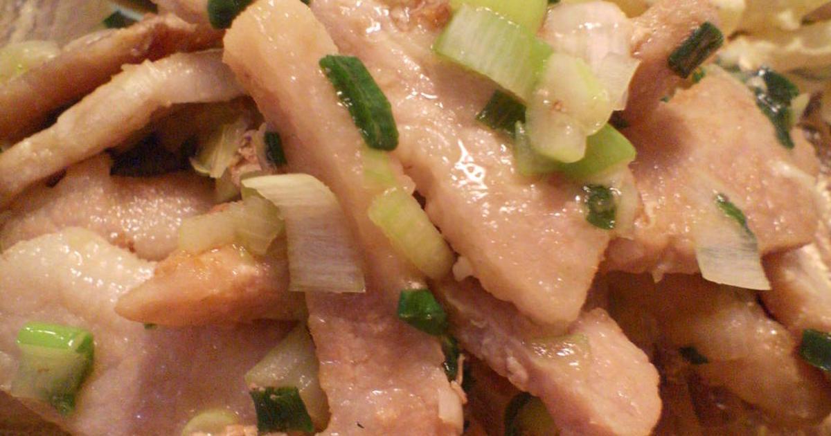 トロ レシピ 豚
