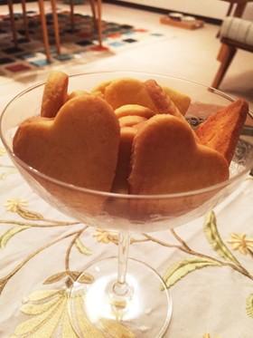 ☆ポレンタクッキー