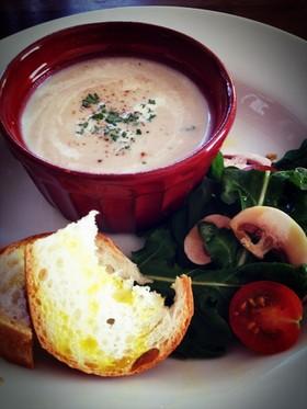 きのこのポタージュ・スープ
