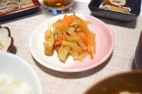 ご飯が進む常備菜☆さつま揚げと大根の金平