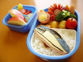 新幹線 500系弁当(キャラ弁)