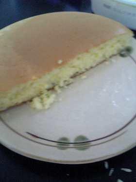 粉ミルク消費のためのホットケーキ