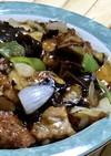 酢豚(甘酢あん)のたれ【調味液】黒酢入り