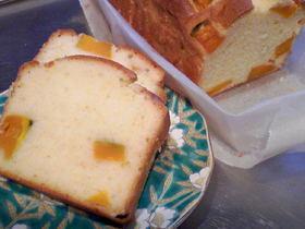 ☆かぼちゃのパウンドケーキ☆