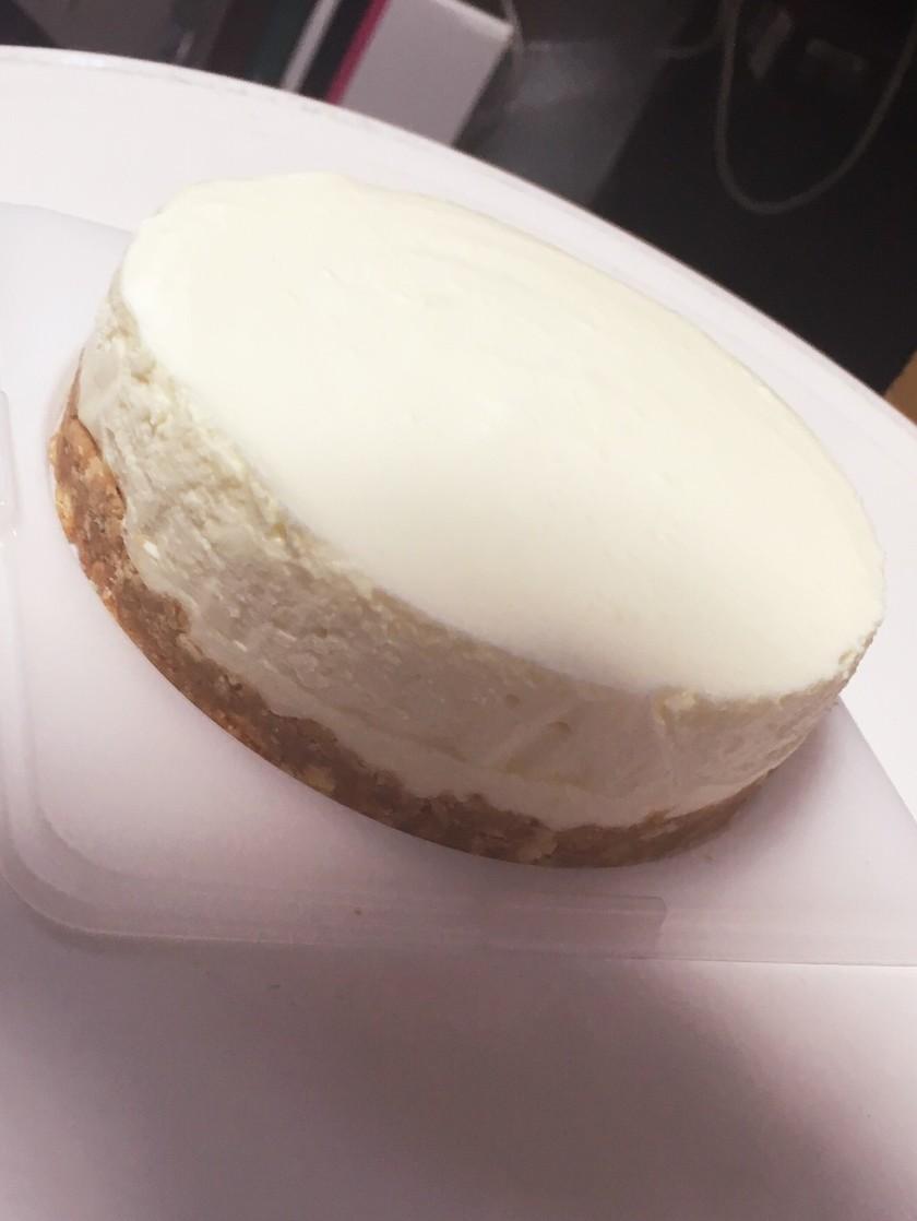 簡単☆濃厚レアチーズケーキ
