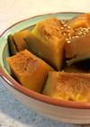 かぼちゃの煮物*黄金比*