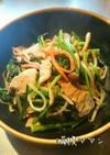簡単!焼き肉のタレで豚バラ肉の野菜炒め