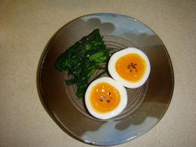 蒸しちゃってもゆで卵?