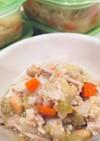 〈犬用〉犬ごはん(鶏肉と野菜のスープ煮)