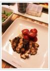 《ほぼ無塩》鶏モモ肉のカレー焼き
