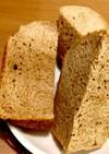 HBで 玄米粉とアーモンドミルクのパン