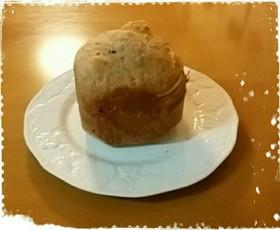 HBでできる♪ レーズン酵母であずきパン
