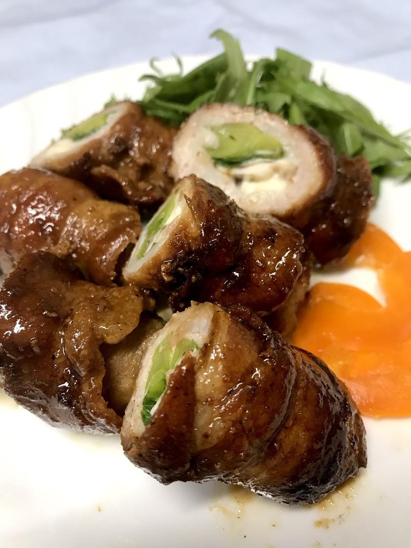 豚バラ肉ロール