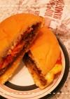ふわふわ復活!マクドナルドハンバーガー