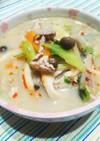 手作り☆ちゃんぽんのスープ