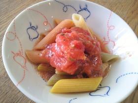 スーパーフルーツトマトソースの悦楽