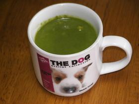野菜のうまみがぎゅぎゅっと詰まったスープ