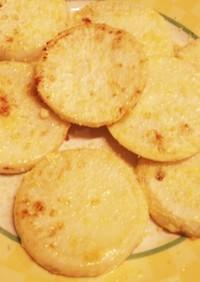 簡単☆かぶのマヨ・チーズ焼き