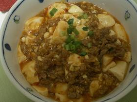 ☆我が家の本格麻婆豆腐★