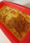 材料7つ★アップルシナモンチーズケーキ