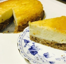 混ぜるだけ‼︎ 簡単ベイクドチーズケーキ