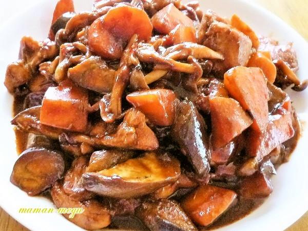 【余った野菜で作る】我が家の簡単中華♪