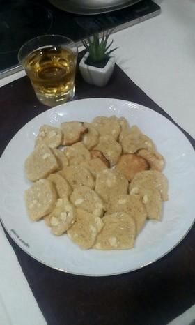 ダイエットにヨーグルトとおからのクッキー